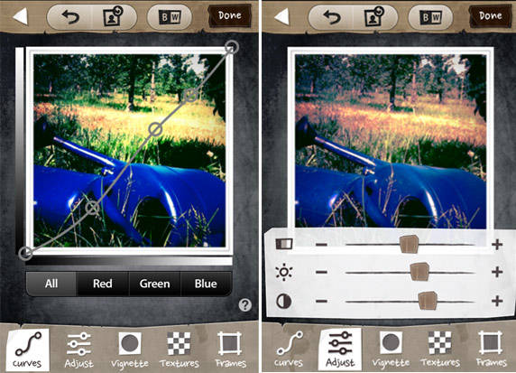 magichour filter einstellun MagicHour: flexible Vintage Foto App mit Filter Community
